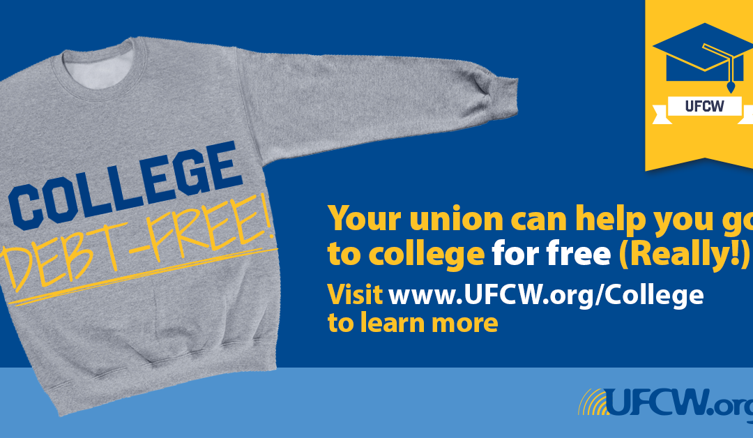 Free College for Local 1994 Members & Families*