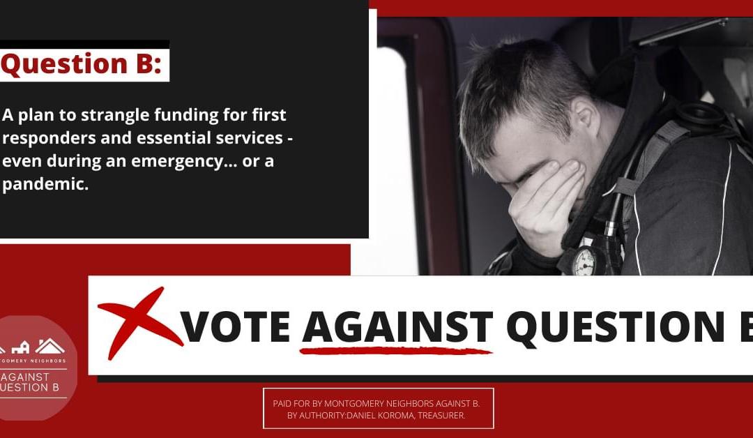 Vote Against Question B